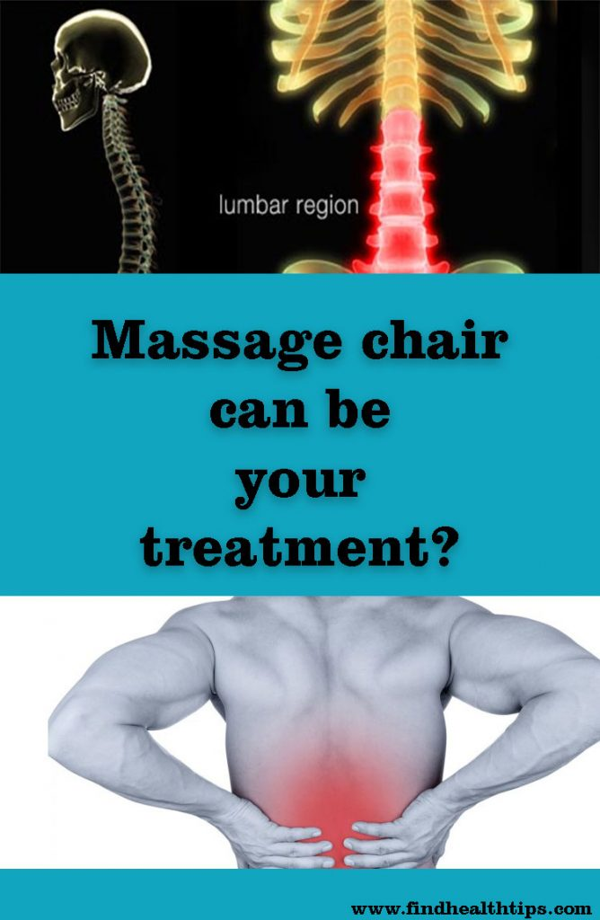 massage chair treatment