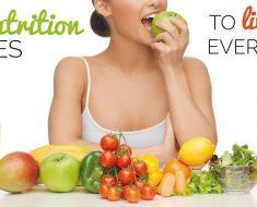 nutrition companies