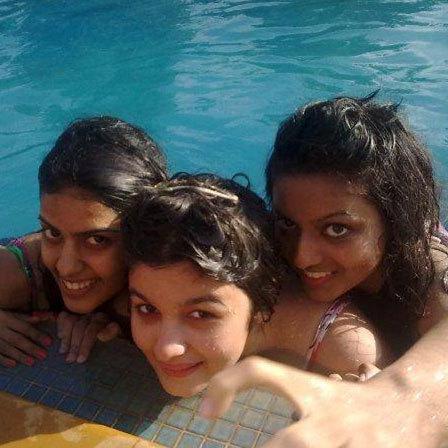 Alia Bhatt no makeup photos