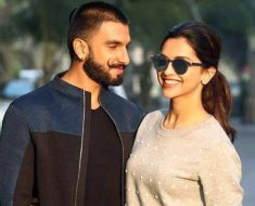 Deepika Ranveer Singh Engagement 2018
