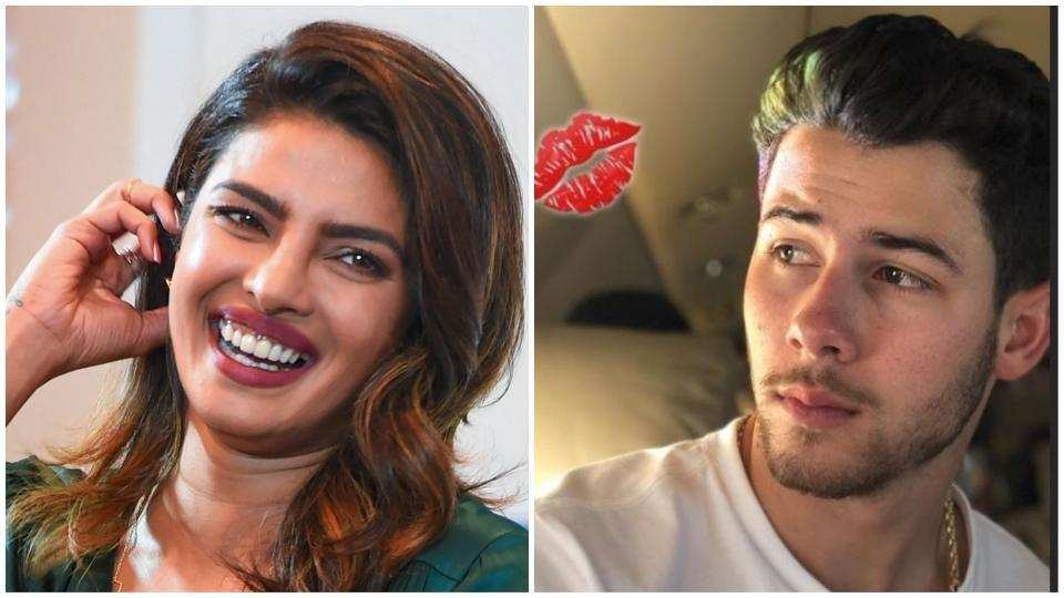 Priyanka Chopra Nick Jonas Engagement 2018