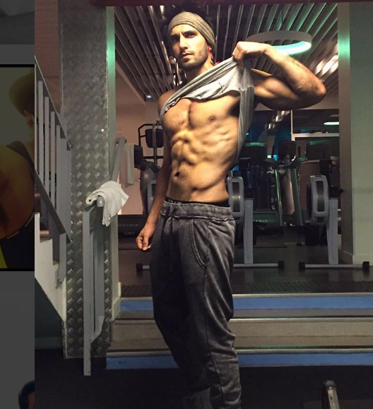 Ranveer Singh Diet Plan for Bodybuilding