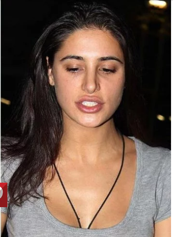 Nargis Fakhri No Makeup Pictures