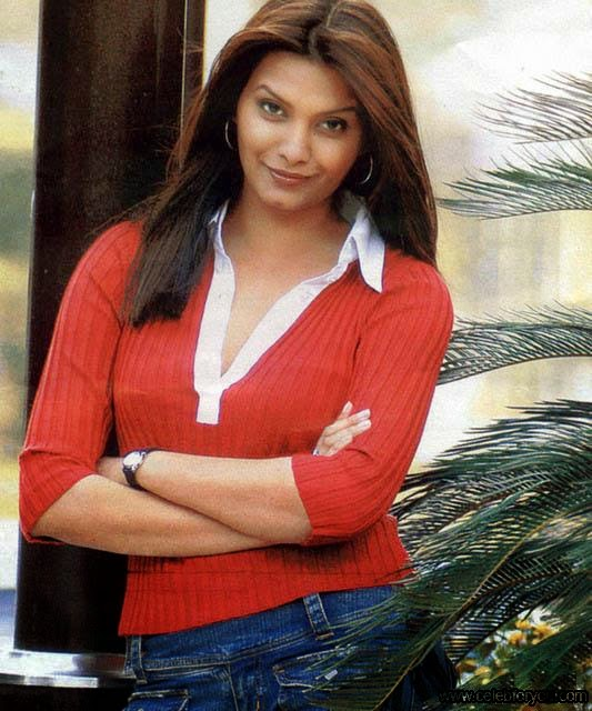 Diana Hayden Miss India without makeup photos