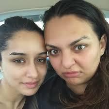 Beautiful shraddha no makeup photos