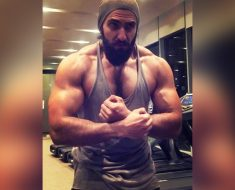 Image result for ranveer singh bodybuilding