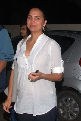 Lara Dutta Miss India without makeup photos