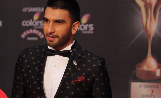 Ranveer Singh hairstyles 2018