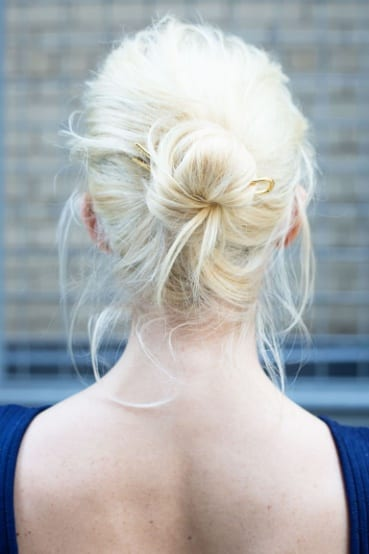 The Looped Bun - Ladies Hairstyle 2019
