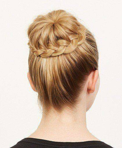 The Ballerina Bun - Ladies Hairstyle 2019