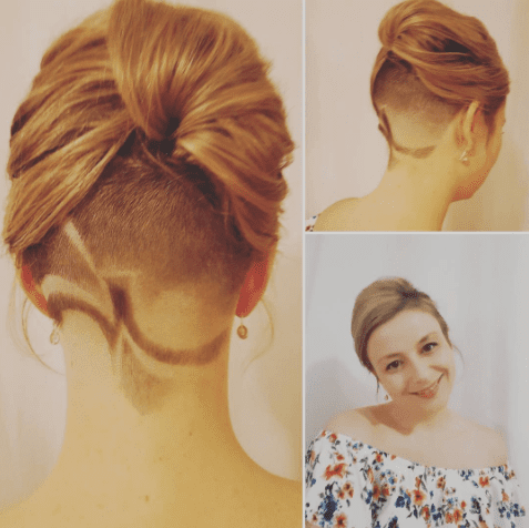 The - Ladies Hairstyle 2019