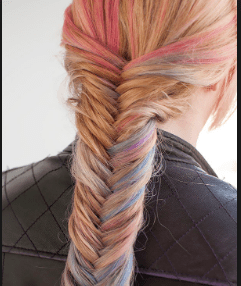 The Fishtail - Ladies Hairstyle 2019