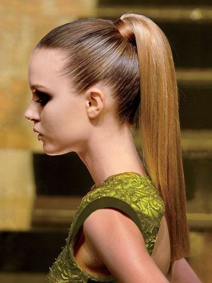 The Blunt Pony - Ladies Hairstyle 2019