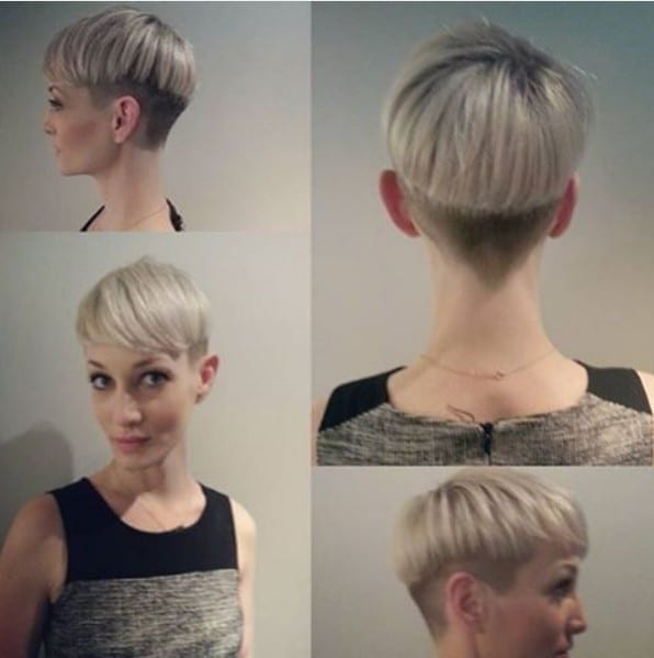 The Bowl Cut - Ladies Hairstyle 2019