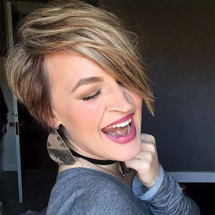Chopped Pixie - Ladies Hairstyle 2019