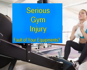 Serious Gym Injury