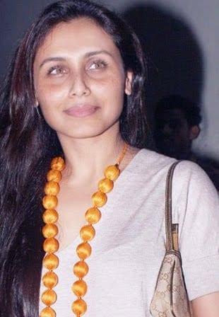 Rani mukherjee no make up photos