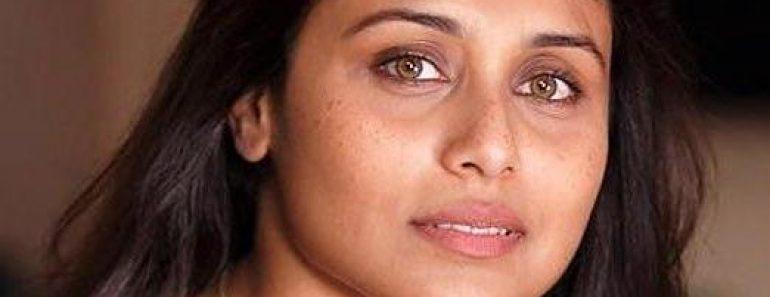Image result for Rani mukherjee no make up