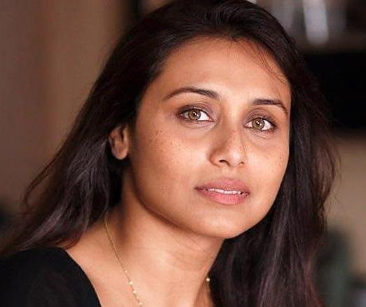 Image result for Rani mukherjee no make up