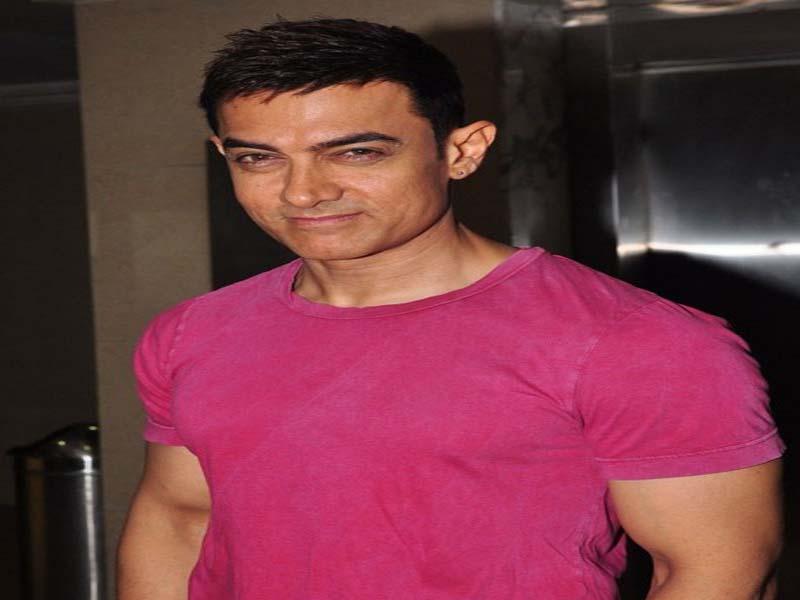 Aamir Khan - Actors without makeup