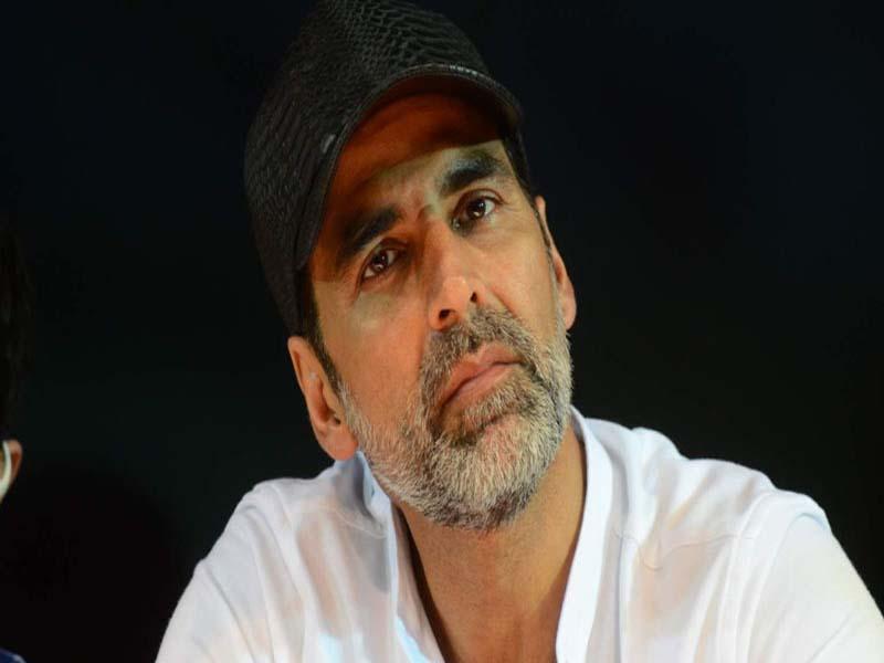 Akshay Kumar - Actors without makeup