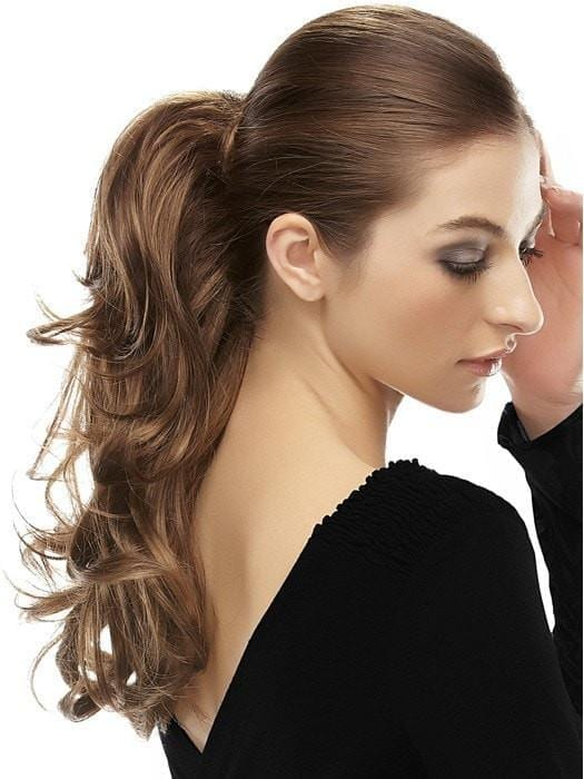 high and tight ponytail ladies hairstyle 2019