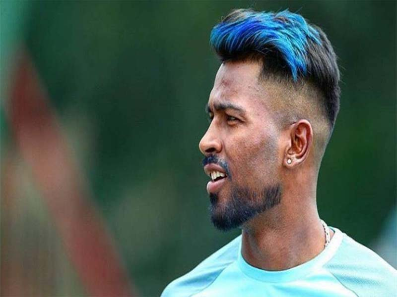Most Adorable Hairstyles of Hardik Pandya 2