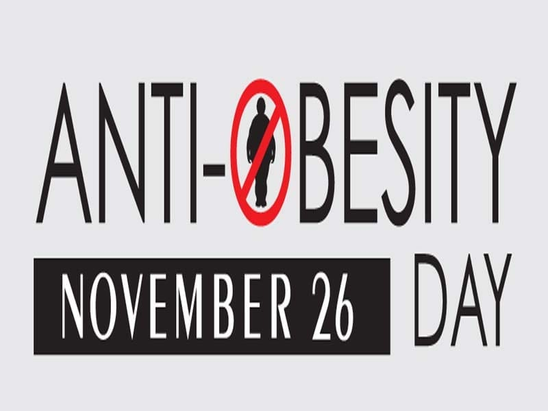 Anti-Obesity Day- Health Changing Scenario in 2018 1