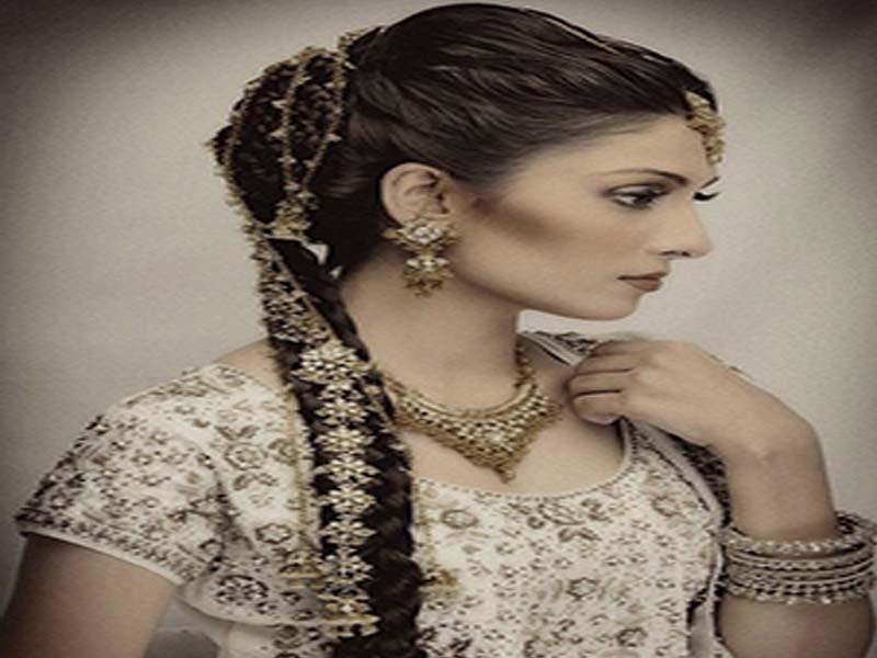List of Indian Wedding Hairstyles For Women 1