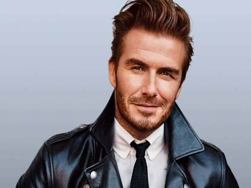 Best Pictures Of David Beckham Hairstyles 2