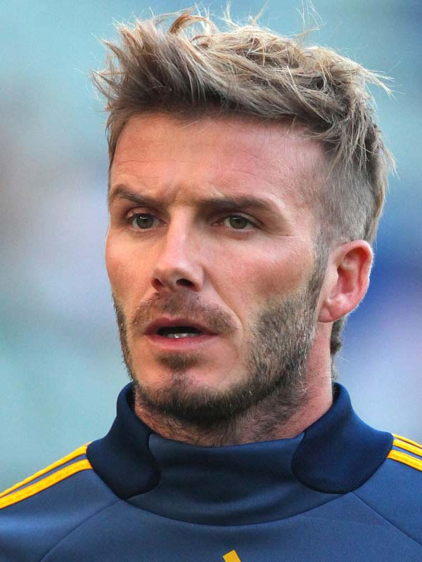 Best Pictures Of David Beckham Hairstyles 3