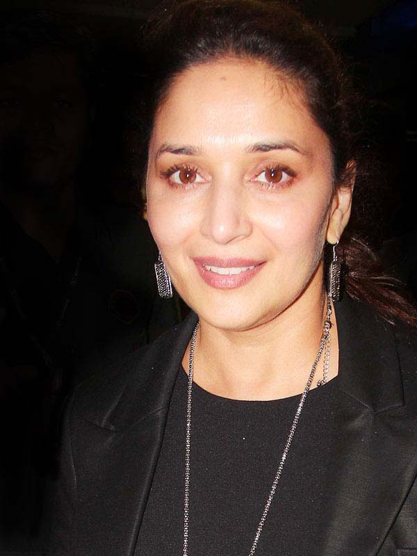 Madhuri Dixit without makeup photos