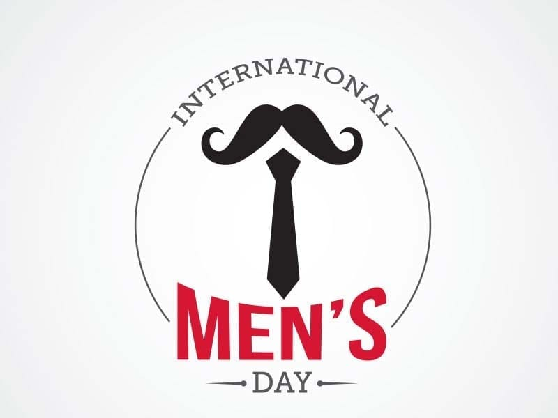 International Men's Day-Imagine The World Without Men? 1