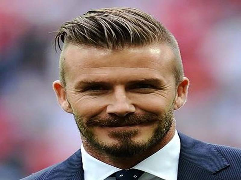 Best Pictures Of David Beckham Hairstyles 4