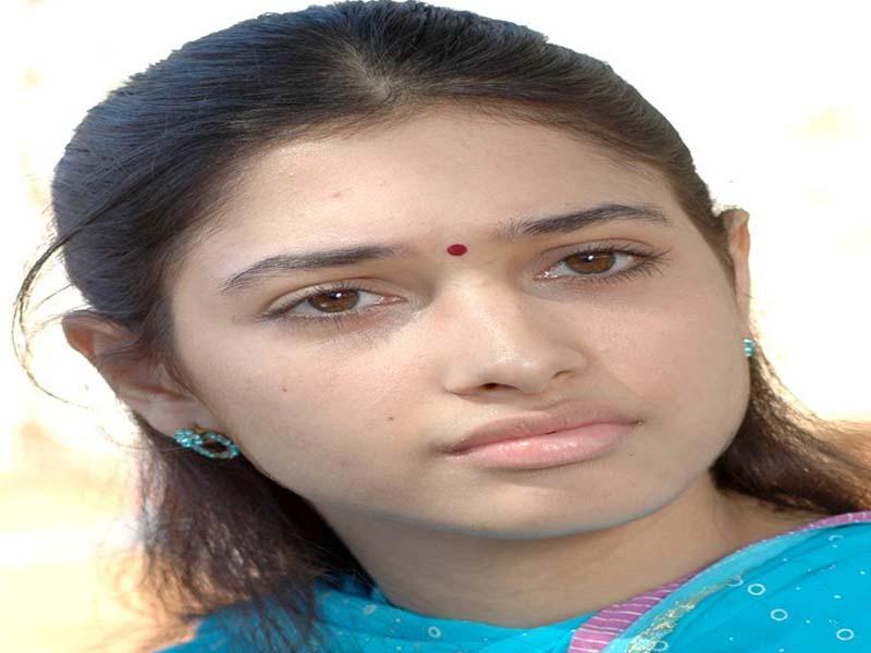 Tamanna Bhatia- Telugu Actresses without makeup