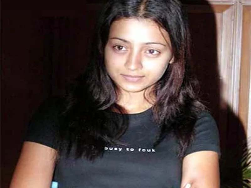 Trisha Krishnan - Telugu Actresses without makeup