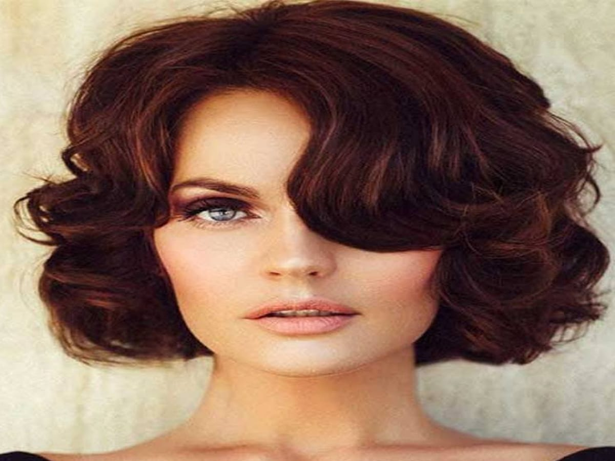 List Of Trendy Curly Bob Hairstyles In 2019