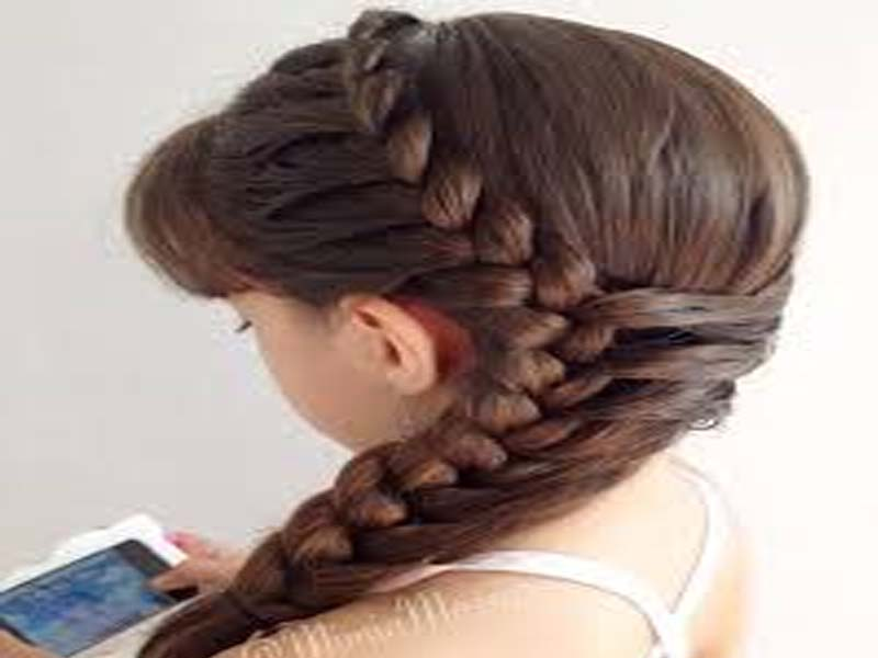 30 Different Hairstyles for Girls in 2019 6