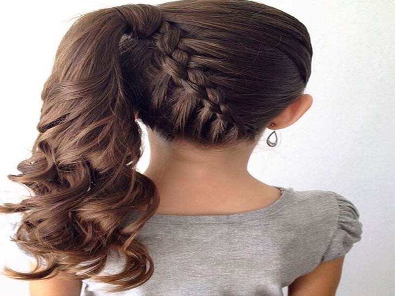 30 Different Hairstyles for Girls in 2019 7