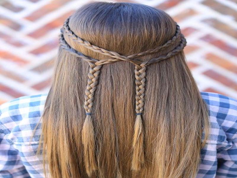 30 Different Hairstyles for Girls in 2019 8