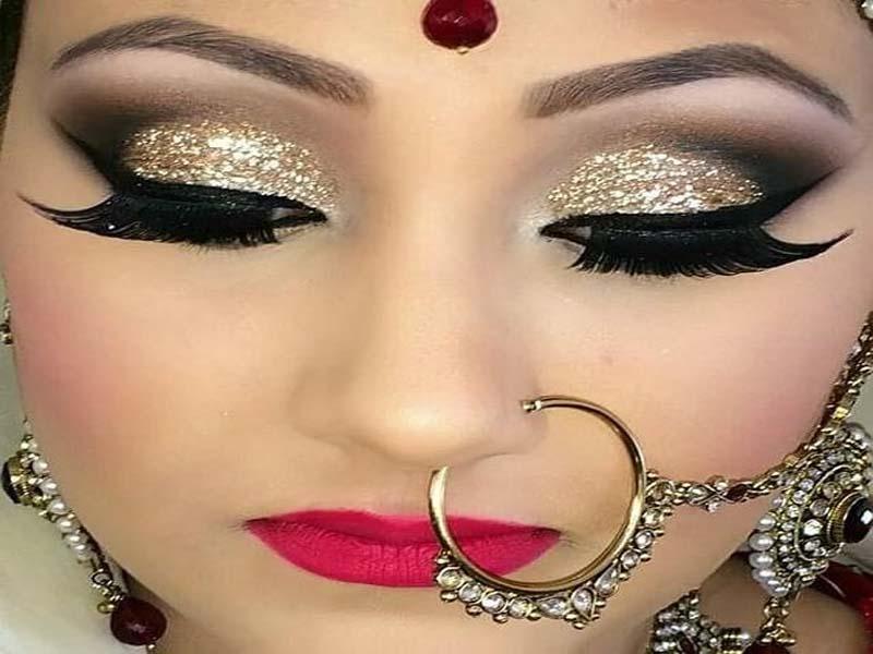 30 Bridal Eye Makeup Looks for 2019 1