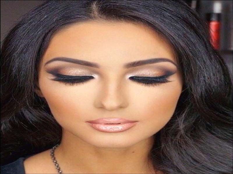 30 Bridal Eye Makeup Looks for 2019 3