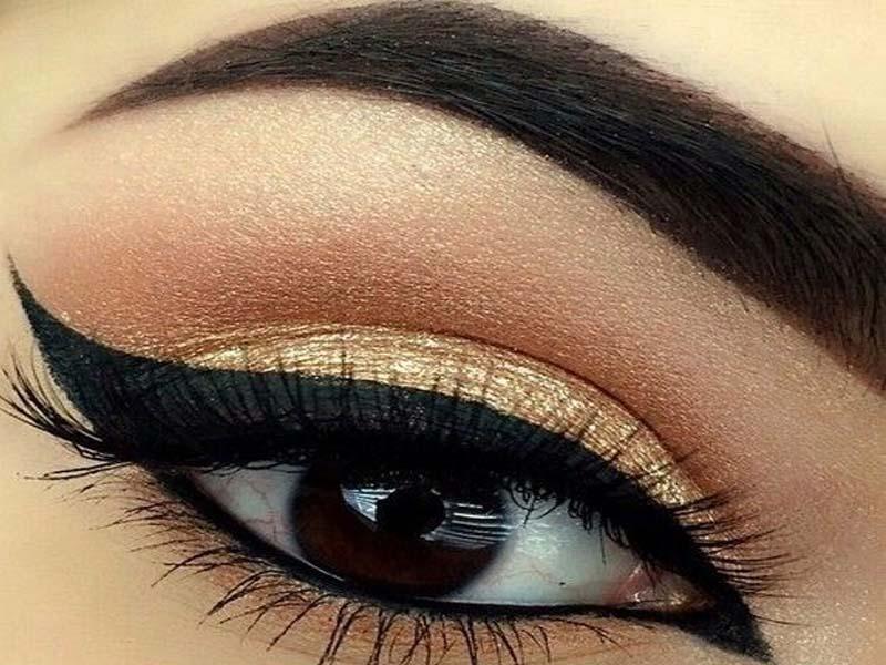 30 Bridal Eye Makeup Looks for 2019 7