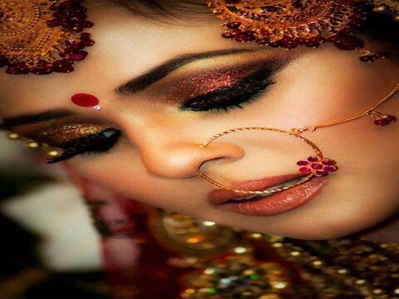 30 Bridal Eye Makeup Looks for 2019 8