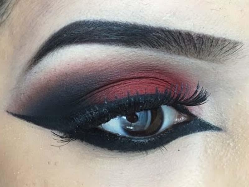 30 Bridal Eye Makeup Looks for 2019 11