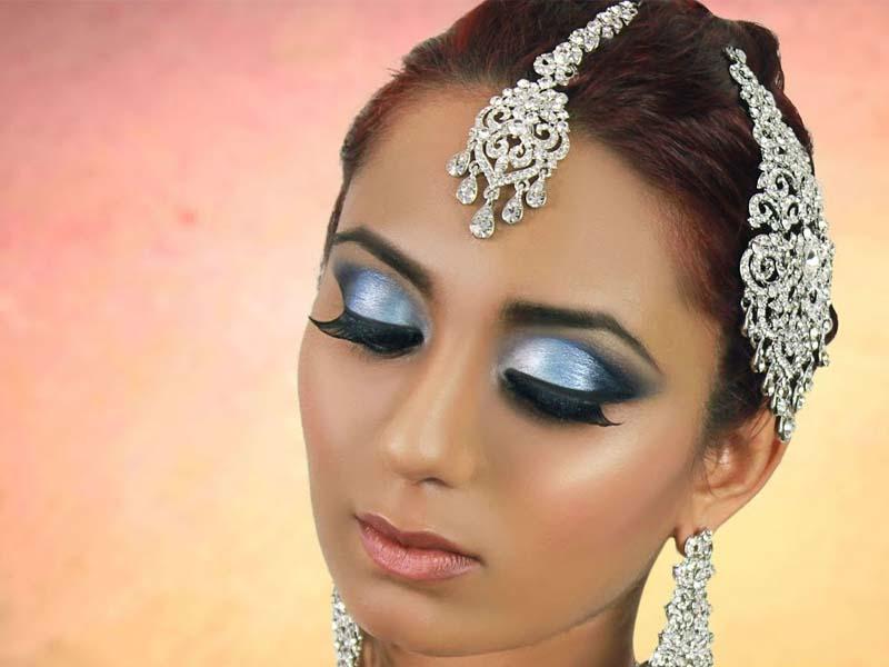 30 Bridal Eye Makeup Looks for 2019 22