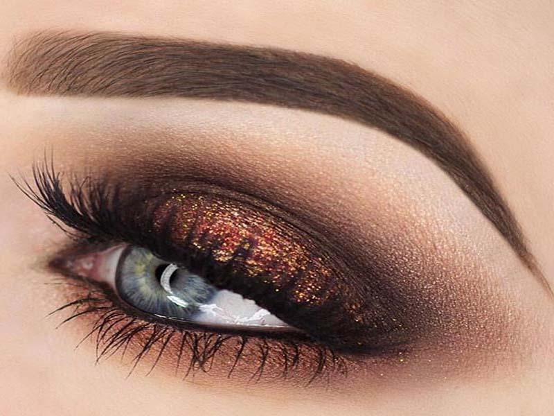 30 Bridal Eye Makeup Looks for 2019 26