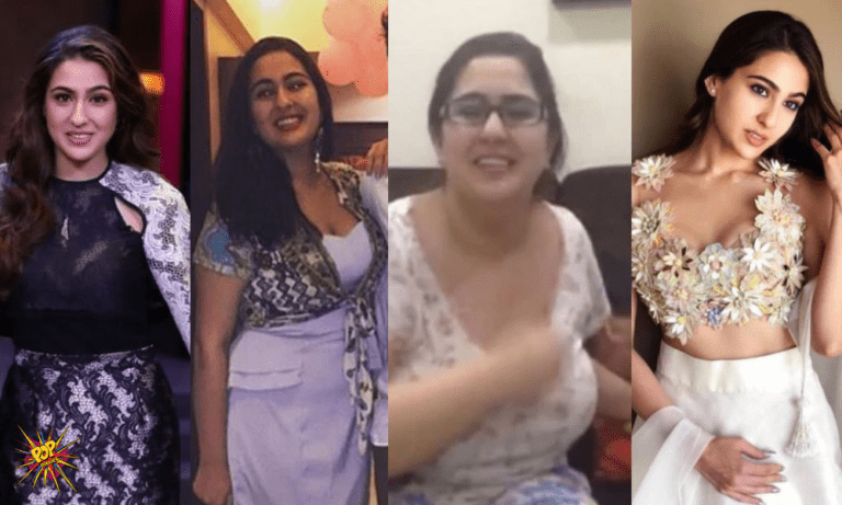 Sara Ali Khan weight loss