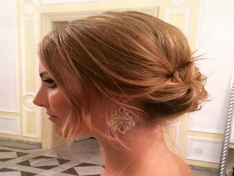 Follow The List Of Short Hairstyles For Women 5