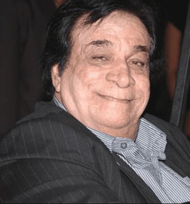 kader khan died in 81